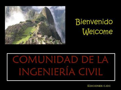 CIC - Comunidad de la Ingeniería Civil