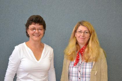 Fr. Renate Steiner (Schulwartin + Frühbetreuung) - Fr. Renate Huber (Frühbetreuung)