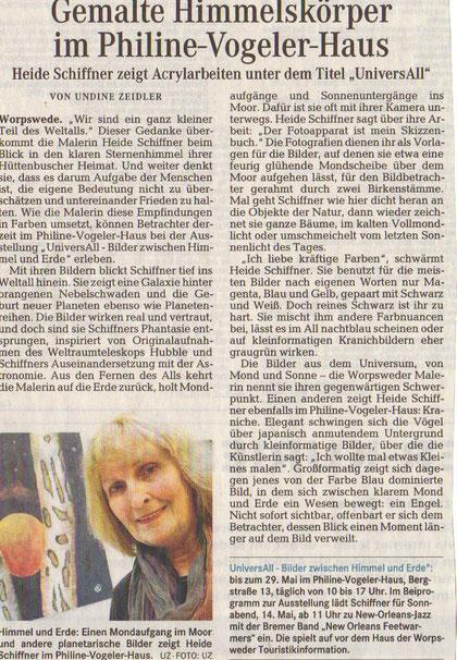 Wümme-Zeitung Mai 2011