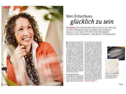 Interview Mag. Susanne Ertl  -  Magazin ON