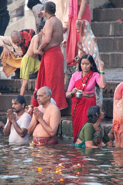 im Ganges