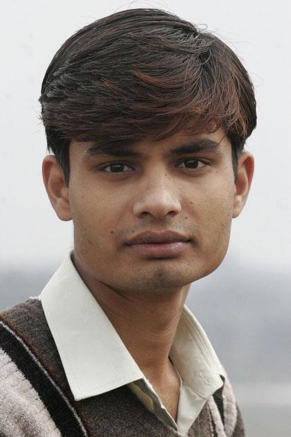 junger Inder