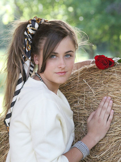 mit Rose