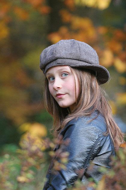 Emily im Herbst
