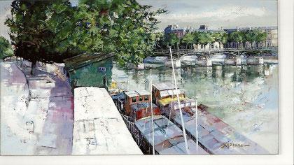 Poésie des quais, Paris