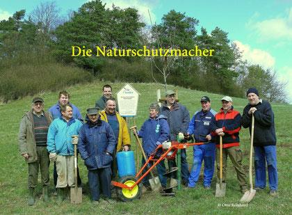 Die Naturschutzmacher vom NABU-Oberelsungen