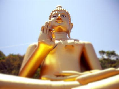 Temple à Puket