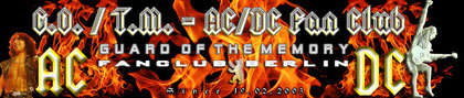 AC/DC Fan Club - AC/DC Fan Club GOTM