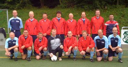 Mannschaft Oktober 2010