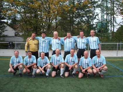 Mannschaft Viertelfinale Kreispokal Brenken 2007