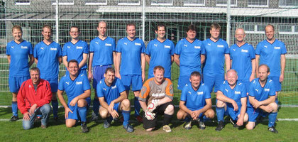 Mannschaft September 2011