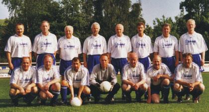 """Die Mannschaft 2003 """"25 Jahre Alte Herren Etteln"""""""
