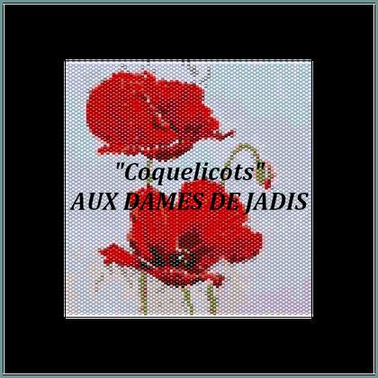coquelicots-fleurs-picture-pattern-tapis-tapestry-miyuki-delica-seed beads-DIY-peyote-loom-even count-instant downlaod-auxdamesdejadis.com