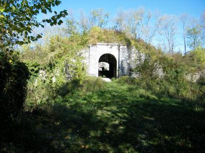 Rene Reuter Verdun Verdunbilder Fort Belleville