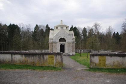 Gedächtniskapelle Louvemont - errichtet 1932