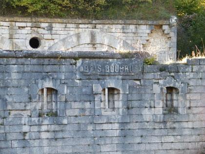 Verdunbilder, Rene Reuter, Verdun, Forts, Fort Bois Bourrus