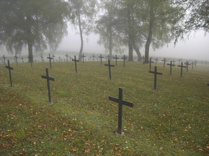 Verdun DEUTSCHER SOLDATENFRIEDHOF