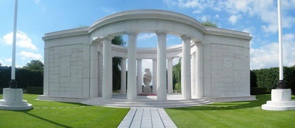 Die Gedenkstätte