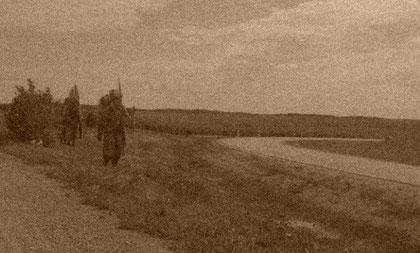 Verdun Voie Sacree Heilige Straße