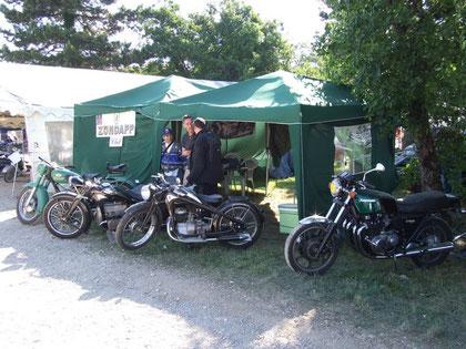 Coupes Moto Legende Dijon 2009
