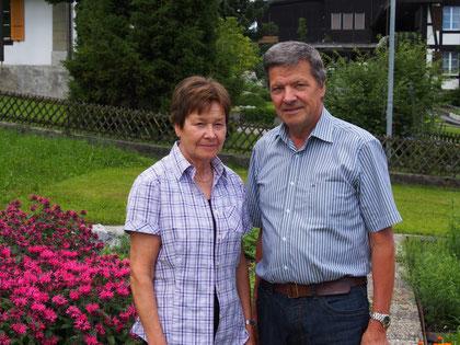 Rosmarie und Ruedi Baumann-Steffen