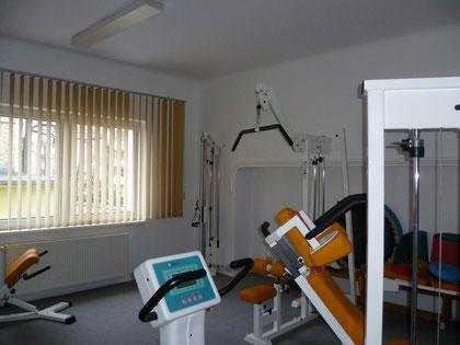 Krankengymnastik Behandlungsraum