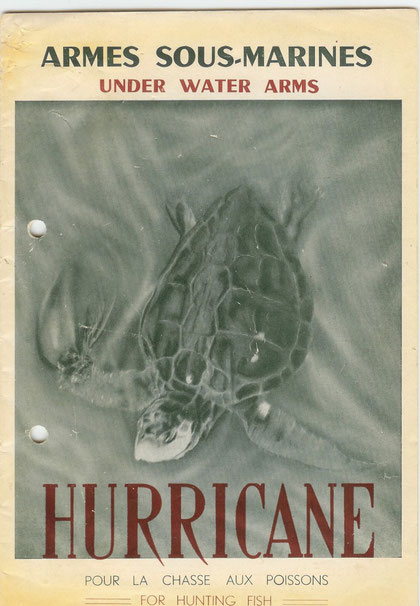 CATALOGUE HURRICANE