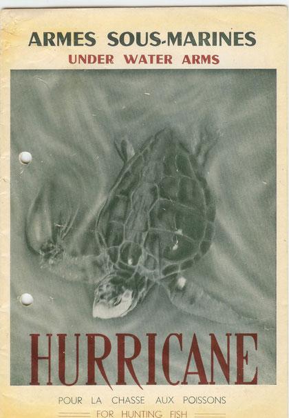 CATALOGUE HURRICANE