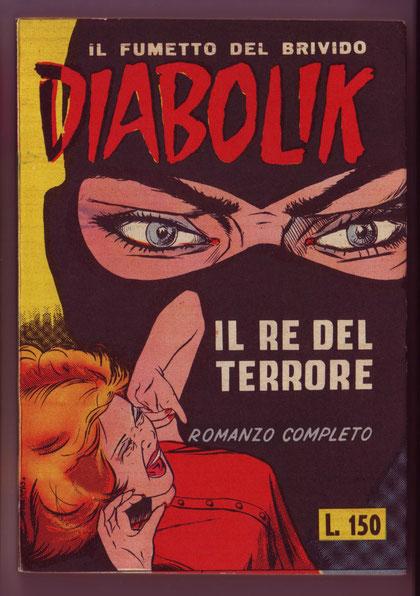 Il n. 1 versione con pubblicità con copertina con colori più scuri