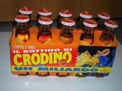 """Il """"Bottino di Crodino""""  ...pubblicità anni novanta"""
