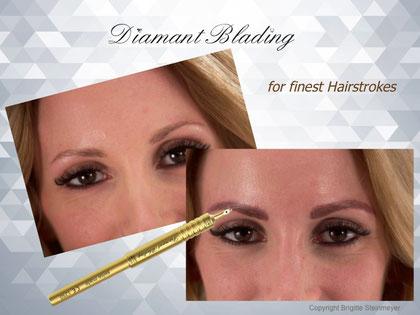 vorher nachher fotos diamantblading