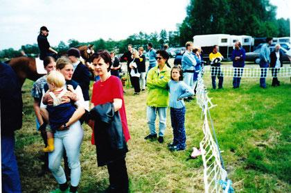 Ostercappen'99     Findet den Sportwart... :-)