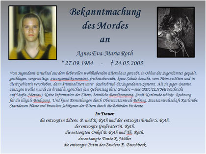 Agnes Roth - klick mich...
