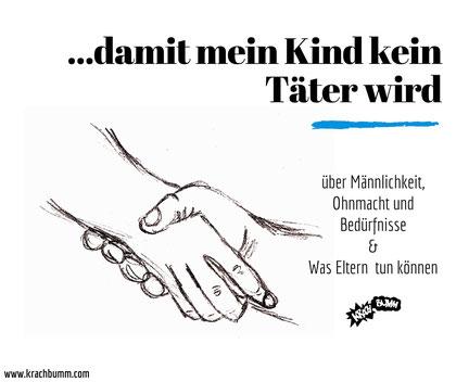 © Katja Grach - Damit Kind kein Täter wird