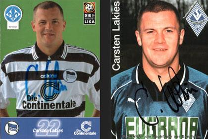Carsten Lakies Fussballgott