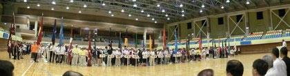 甲府市民体育大会に参加したみなさん