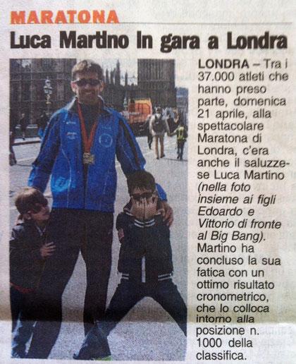 Corriere di Saluzzo - 26 aprile 2013