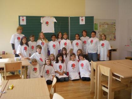"Das ""Buddy""-Team 2009/2010"