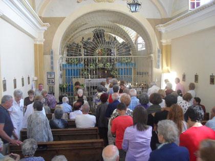 Santa Messa 15 Agosto 2011 (Foto di Giampiero Rollone)