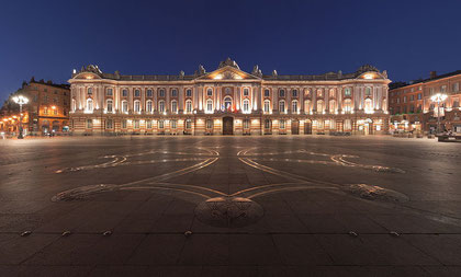 Le Capitole - La Mairie
