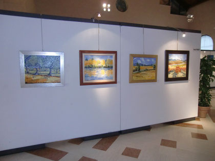 Premio l'Arte Racconta i Quartieri 2011 - Sala Birolli - Verona
