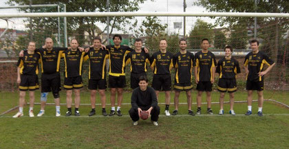 Team Grossfeldhandball-Cup 2008