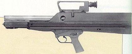 Der allererste Prototyp von 1974