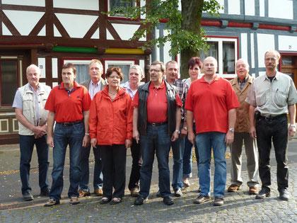 SPD informiert sich über Denkmalschutz