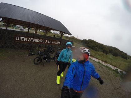 Bienvenidos a Ushuaia