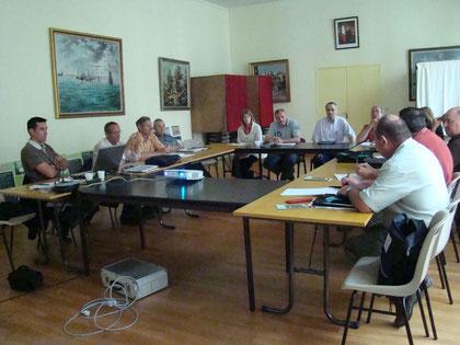 Comité de pilotage du 31 mai 2012