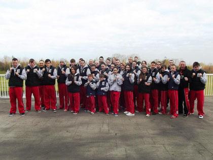 England Squad 2013