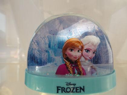 Frozen Vorder und Rückseite 2014