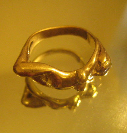 David Bergmann ring gold