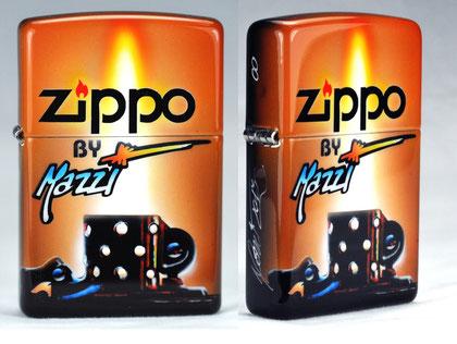 Zippo by Mazzi - n° 00 - anno 2013